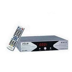 Dr.AV 聖岡科技影音天王 HD數位機上盒+HD數位天線