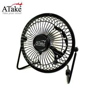 ATake - AUF-201-復古型鋼鐵小風扇