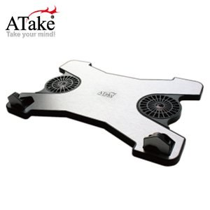 ATake - 雙風扇X型散熱墊 NBRM-006F