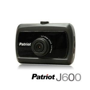 愛國者J600 多功能 GPS測速器 WDR智慧停車監控 行車記錄器(新式GPS吸盤支架)+送16G SD卡