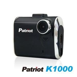 愛國者 K1000 聯詠96655 SONY 感光元件 WDR 行車記錄器(送16G TF卡)