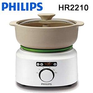 PHILIPS飛利浦 汽鍋醇湯煲 HR2210