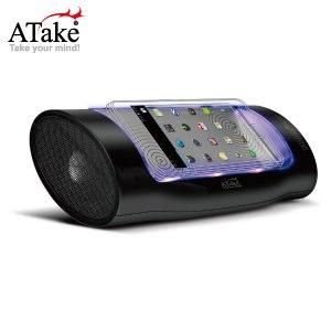 ATake - 音樂磁場感應式喇叭 - 黑色