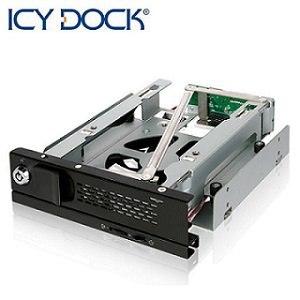 ICY DOCK 3.5吋SATA熱插拔硬碟模組-MB171SP~B