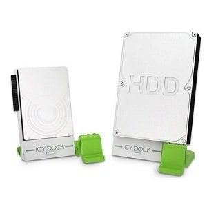 ICY DOCK 2.5+3.5吋 USB3.0外接硬碟座-MB881U3-1SA