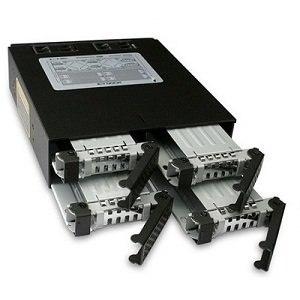 ICY DOCK 2.5吋SATA 硬碟抽取模組-MB994SP-4SB-1