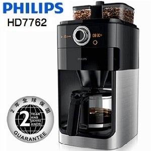 PHILIPS飛利浦 2+全自動美式咖啡機(HD7762)