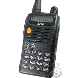 【MTS】MTS-437 UHF 單頻 專業手持對講機 1入組 (加贈RH771長天線+背帶)