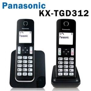 【Panasonic 國際牌】KX-TGD312 數位無線電話 室內電話