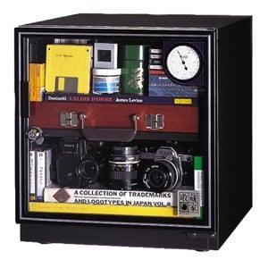 收藏家2層式電子防潮箱(AD-51)
