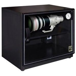 收藏家80公升可控濕全功能電子防潮箱 (AW-80)