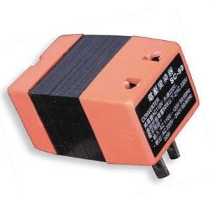 【聖岡】110V變220V電壓變換器(SC-50)