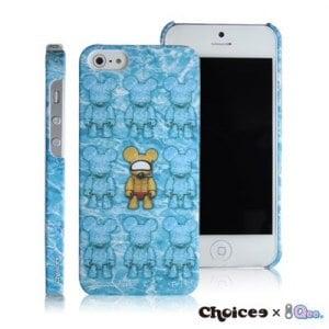 Choicee x Qee iPhone5 保護殼-深海娛游