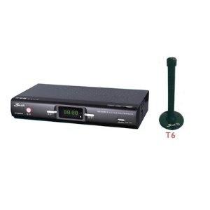 Smith史密斯TC-8000HD高畫質數位電視接收機-贈T6 Smith數位天線