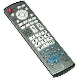 國際液晶電視遙控器(TNQ4C)+液晶遙控器保護套