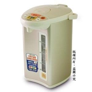 象印4L四段定溫微電腦熱水瓶CD-WBF40