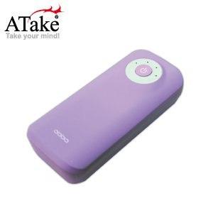 【ATake】obba OP-02-PU - 5600mAh 行動電源  (韓國三星電芯) (紫)