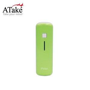【ATake】iPolar IP-8014-GN - 2600mAh 行動電源 (日本三洋電芯) (綠)