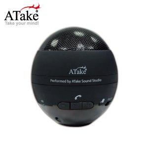 ATake - Tumbler無線藍牙喇叭 - 黑色