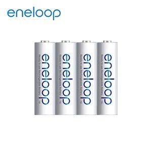 日本Panasonic國際牌eneloop低自放電充電電池組 (內附4號4入)