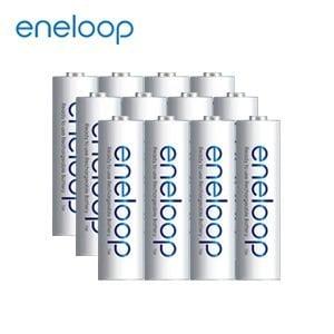 日本Panasonic國際牌eneloop低自放電充電電池組 (內附3號12入)