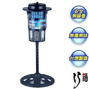 【巧福】 二氧化鈦光觸媒吸入式捕蚊器/捕蚊燈-台灣製造MIT UC-800HE(小型)