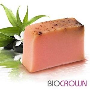 【BIOCROWN百匡】淨顏保濕手工皂 H01(蔓越莓玫瑰/150g)