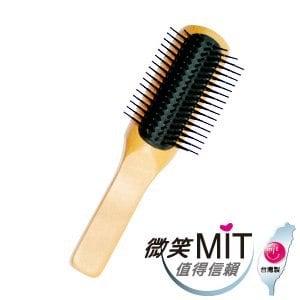 【微笑MIT】hanami/師寶-原木山毛櫸皇冠梳 JU002(七排/S)
