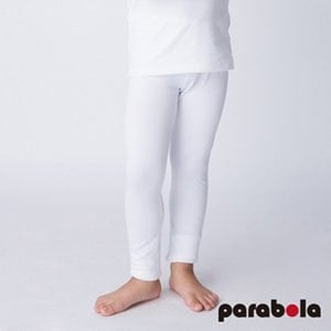 【3M-Parabela】發熱褲 兒童(白色)