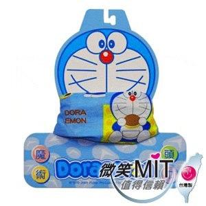 【微笑MIT】KUSOTOP-哆啦A夢台灣製限量版魔術頭巾 HA508