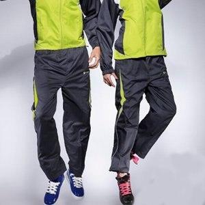 【E.G.B】運動長褲 EG102114B(灰/檸檬綠)