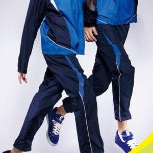 【E.G.B】運動長褲 EG102116B(丈青/寶藍)
