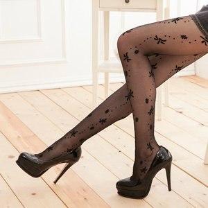 【小資女絲襪】立體紋褲襪 KC_006(小蜻蜓形)