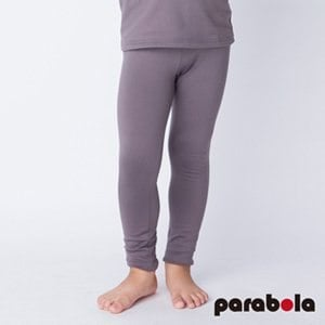 【3M-Parabela】發熱褲 兒童(灰色)