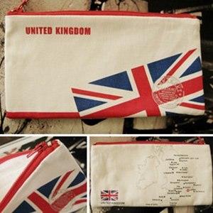 ~kakikaki~英國^~國旗收納袋