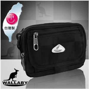 【微笑MIT】WALLABY/皇普-快速行動系列 相機袋 HTC-1260