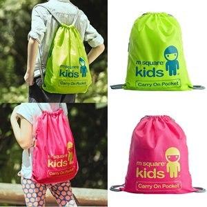 ~M Square~兒童折疊式背包