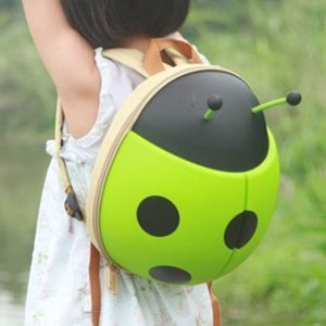 【Supercute】瓢蟲背包(綠)