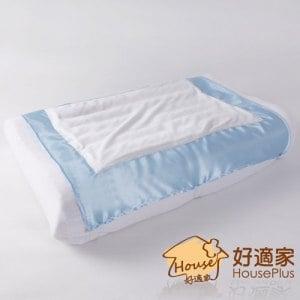 【HomeBeauty】自然涼爽宜蘭五色溪石枕套-一入