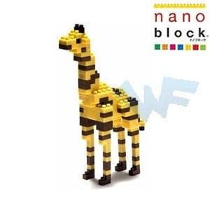 《Nano Block迷你積木》長頸鹿 (NBC-006)