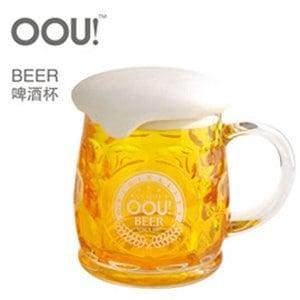 ~OOU! ~啤酒杯系列 超大杯^(青啤^)