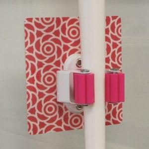 壁掛式重複用沐浴/洗手乳架