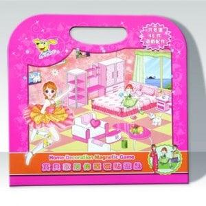 【孩子國】寶貝家居佈置磁貼遊戲手提包