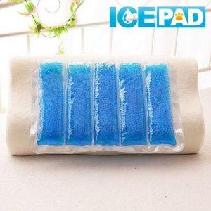 【ICE PAD】第五代極冷冰晶珠冷凝墊-枕墊Sx1