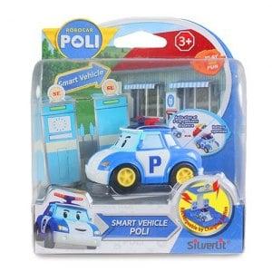 ~POLI 變形車系列~波力電動車  需另購充電站遊戲組充電  RB83240