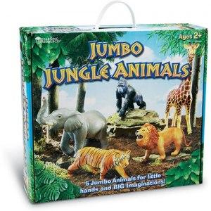 【美國 Learning Resources 教學資源】非洲動物園