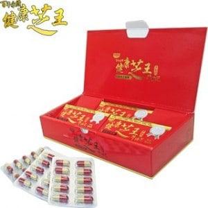 【百年永續牛樟芝】牛樟芝膠囊-加強版×12盒