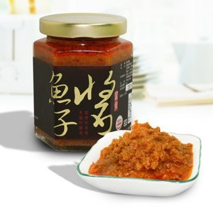 【那魯灣】富發魚子醬 3罐(淨重160克/罐)