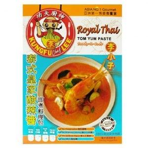 《李小子》泰式皇家酸辣醬 即煮料理包-120g/包