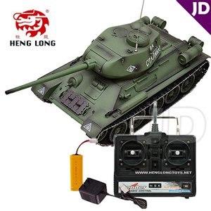 【Heng Long 恆龍】1:16 俄羅斯坦克T-34 (#3909-1)